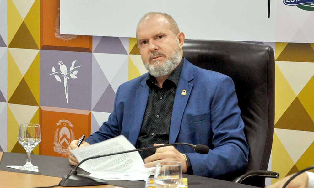 Governador Mauro Carlesse (Foto: Divulgação)