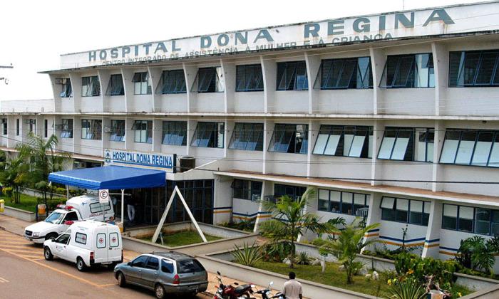 Na semana da humanização Hospital Dona Regina reforça ações da unidade (Foto: Divulgação)