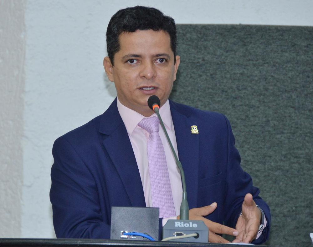 Deputado Jorge Frederico (Foto: Clayton Cristus)