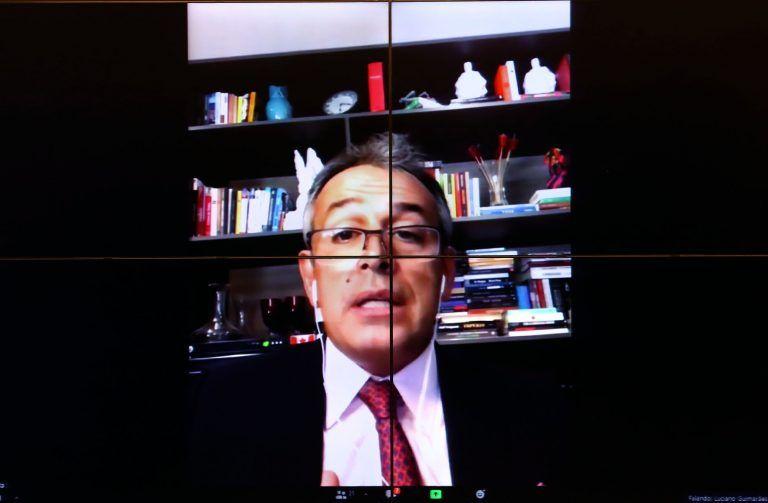 Luciano Matta ressaltou a necessidade de proteção de dados - (Foto: Cleia Viana/Câmara dos Deputados)