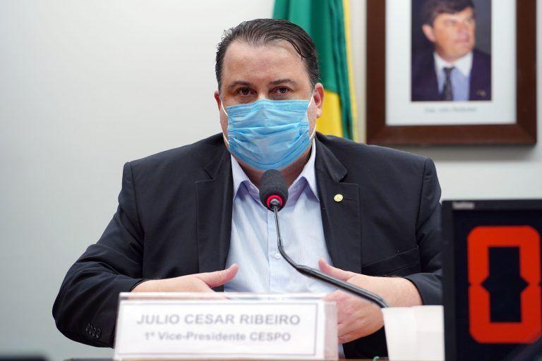 Deputado Julio Cesar Ribeiro propôs o debate - (Foto: Will Shutter/Câmara dos Deputados)