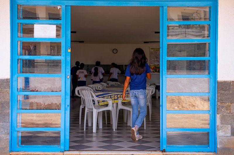 Abrigo Casa de Ismael, que acolhe crianças e adolescentes institucionalizados em Brasília - Lia de Paula/Agência Senado