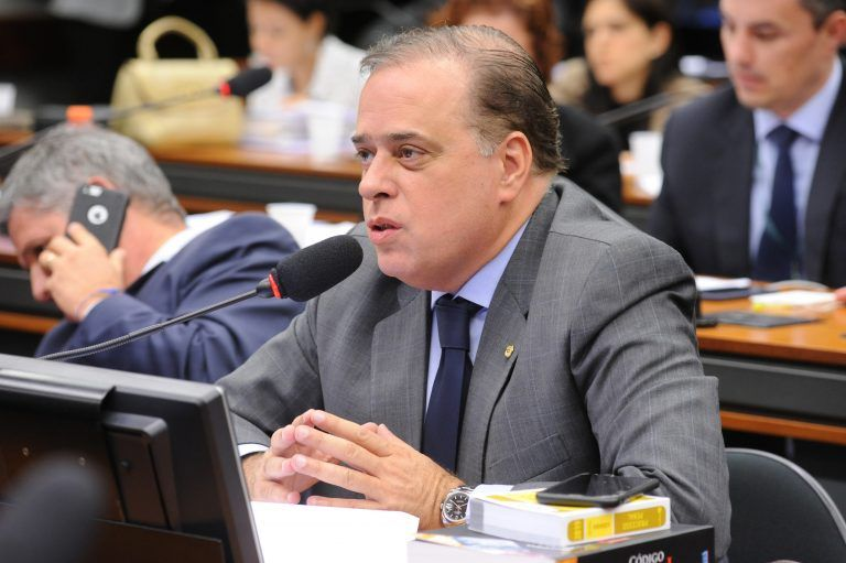 Deputado Paulo Abi-Ackel, autor do projeto de lei - (Foto: Cleia Viana/Câmara dos Deputados)