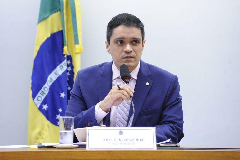 Denis Bezerra, autor da proposta - (Foto: Cleia Viana/Câmara dos Deputados)