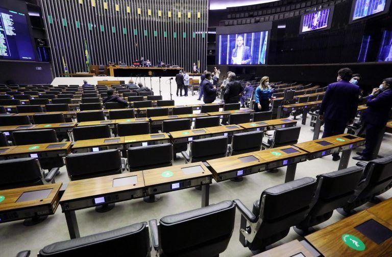 Sessão no plenário da Câmara dos Deputados - (Foto: Cleia Viana/Câmara dos Deputados )