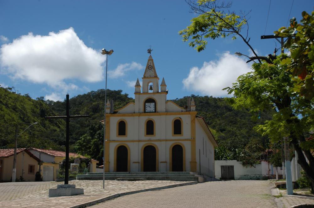 Igreja de Nossa Senhora dos Remédios (Foto: Adilvan Nogueira)