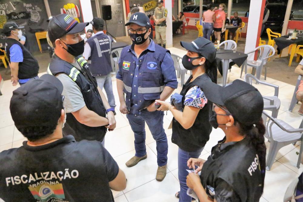 A mudança pretende readequar os horários de funcionamento para garantir o cumprimento das regras e fechamento dos estabelecimentos dentro do horário permitido (Foto: Marcos Filho)