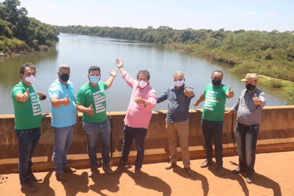 Vice-governador Wanderlei Barbosa defendeu a valorização do Agronegócio no Estado (Foto: Divulgação)