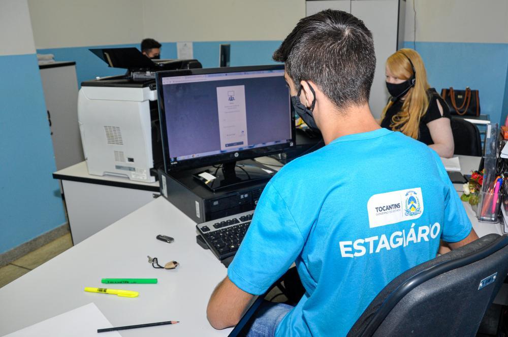Os candidatos podem acompanhar todo o processo seletivo por meio do portal do IEL (Foto: Wanderson Gonçalves)