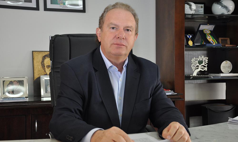 Governador Mauro Carlesse determinou cautela à equipe econômica para elaboração do Projeto de Lei de Diretrizes Orçamentárias (Foto: Aldemar Ribeiro)