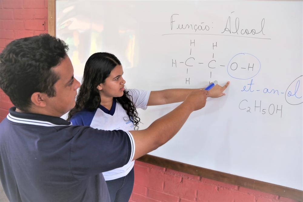 Diferentes aspectos do papel do professor serão abordados no seminário 'Profissão Professor: papel essencial para mudar o mundo' (Foto: Márcio Vieira)
