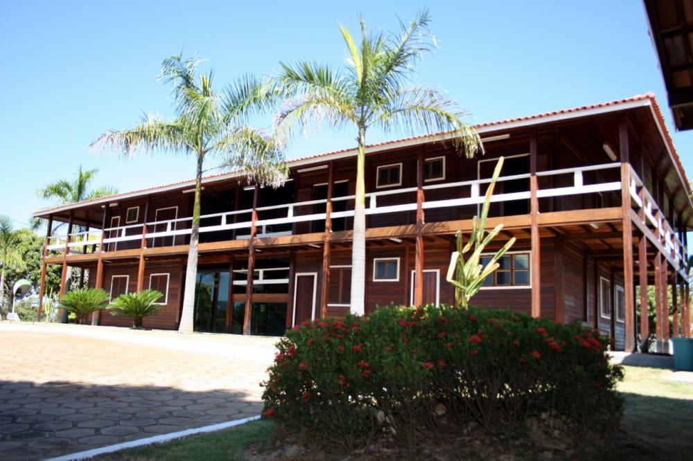 Museu Palacinho foi a primeira edificação de Palmas (Foto: Adilvan Nogueira)