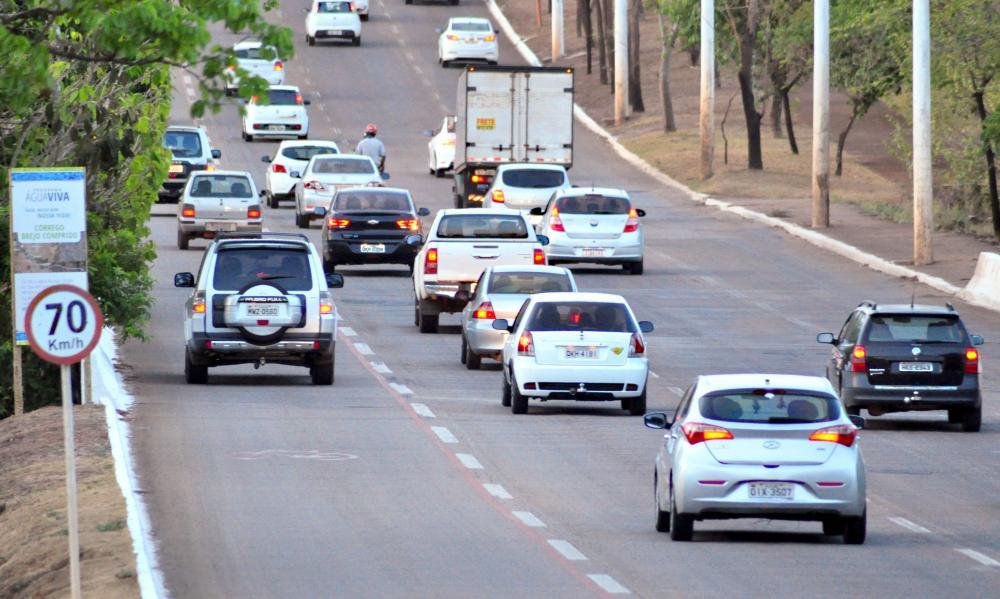 Governo do Tocantins prorroga o prazo para o pagamento do Imposto sobre Propriedade de Veículo Automotor (IPVA), exercício 2020 (Foto: João de Pietro)