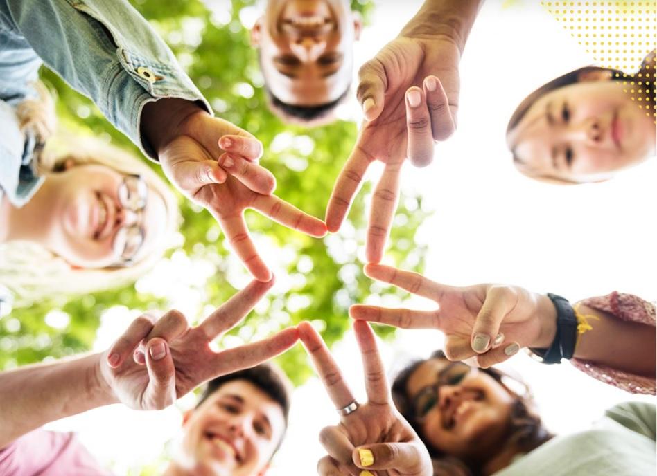 Prêmio visa incentivar o voluntariado jovem no Brasil e em mais sete países (Foto: Divulgação)