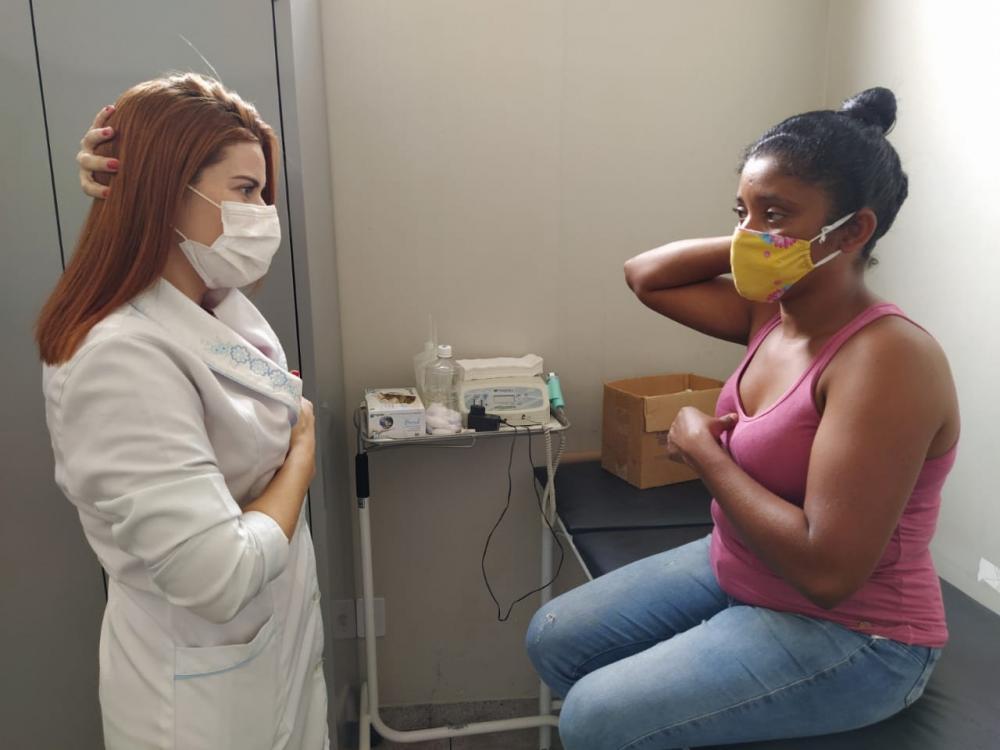 A mamografia é uma das maneiras mais eficazes de se diagnosticar o câncer de mama e aumenta as chances de cura (Foto: Marcos Sandes)