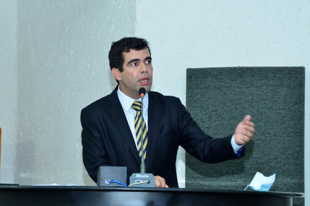 Deputado Estadual Ricardo Ayres (Foto: Sílvio Santos)