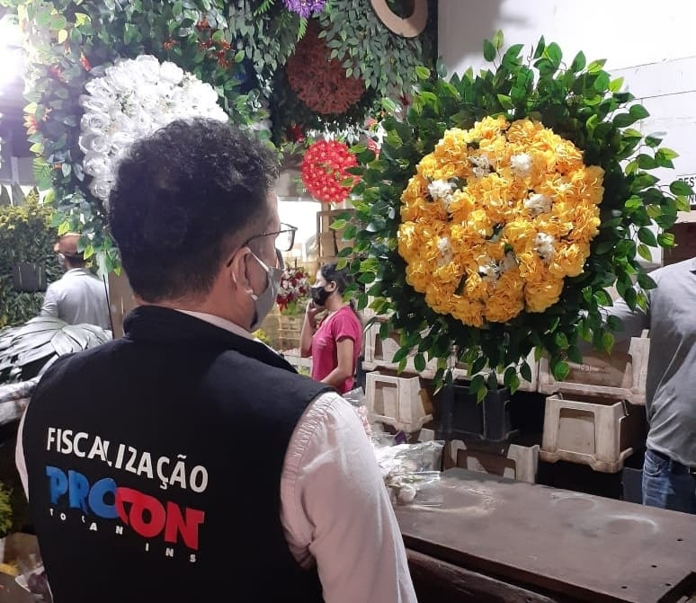 Pesquisa realizada dia 28 de outubro conferiu 23 itens em quatro estabelecimentos comerciais de Palmas (Foto: Procon)