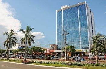 Prefeitura de Palmas (Foto: Aline Batista)