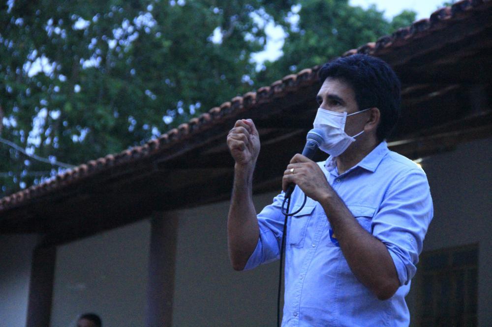 Deputado Estadual Prof. Júnior Géo (Foto: Divulgação)