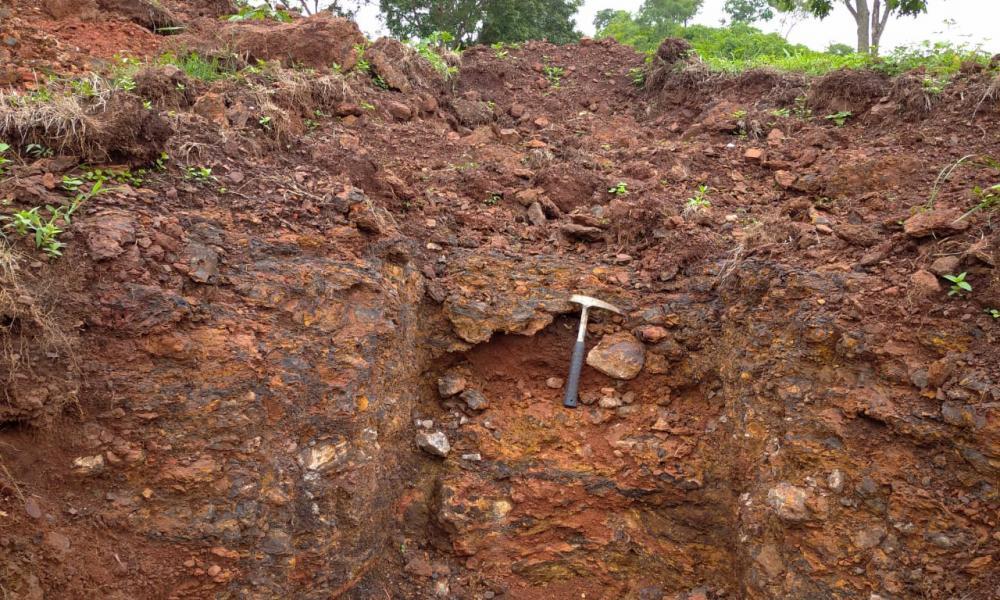 Tipo de manganês em Goianorte tem bom índice de exploração comercial (Foto: Divulgação)