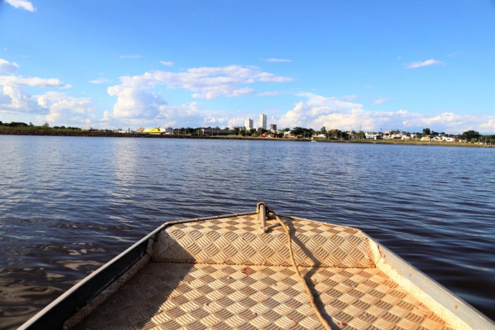 O local tem a fauna em recuperação pela Prefeitura, por meio do Projeto Lago Vivo, que reintroduzirá 200 mil novos alevinos (Foto: Marcos Sandes)