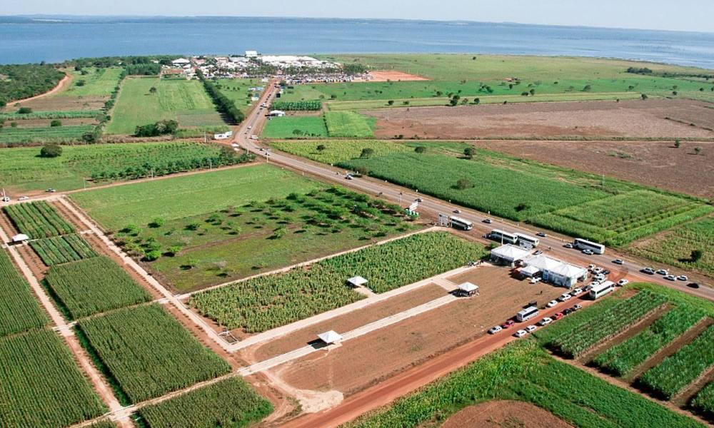 Parque Agrotecnológico do Estado do Tocantins é uma das áreas que foram qualificadas no decreto (Foto: Secom/TO)