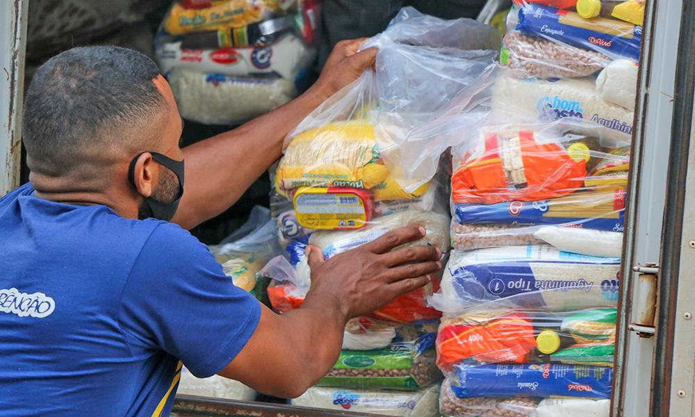 Aproximadamente 5 mil famílias serão atendidas nesta semana (Foto: Divulgação)