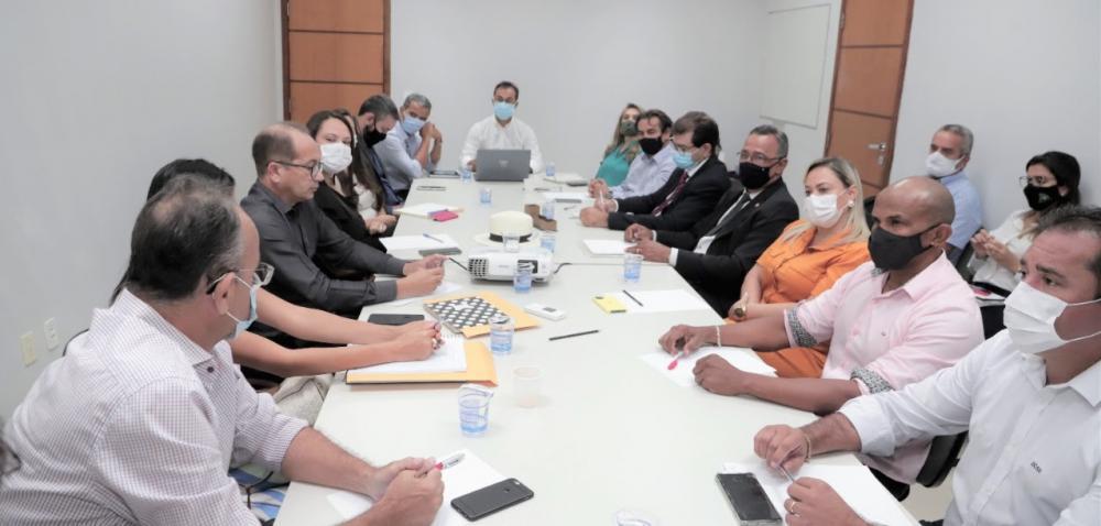 O prefeito Wagner Rodrigues terá em sua gestão sete novos secretários e manterá 11 nomes da gestão de Dimas (Foto: Marcos Sandes)