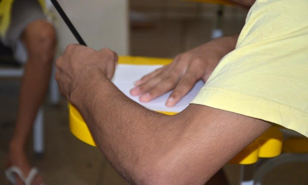 O Exame dará a possibilidade de continuidade dos estudos com o acesso ao Ensino Superior (Foto: Pedro Ícaro)