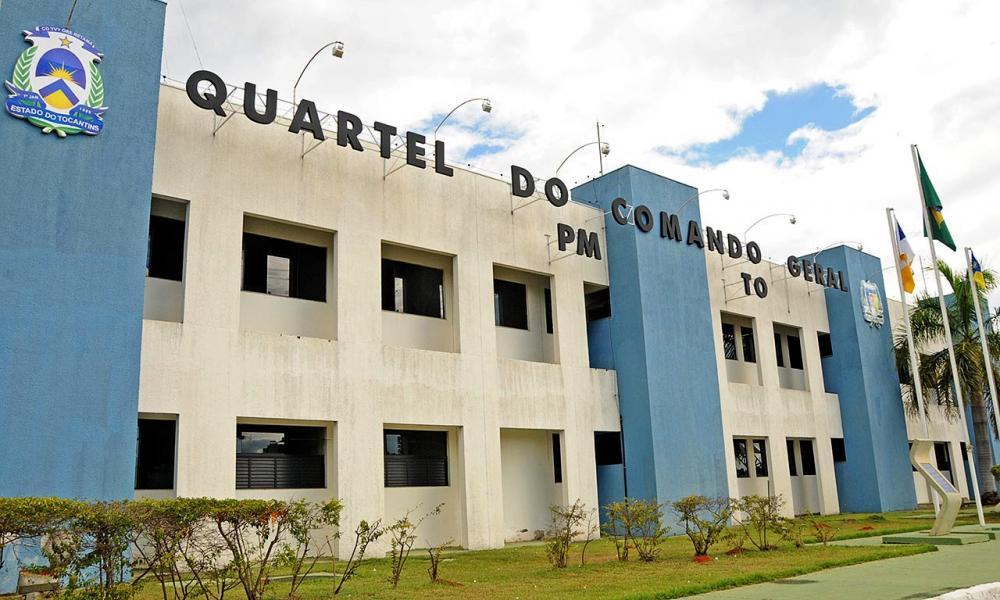 Polícia Militar do Tocantins deu início nesta segunda-feira, 18, ao período de cadastramento on-line para solicitação de reembolso do concurso da corporação (Foto: Marcio Vieira)