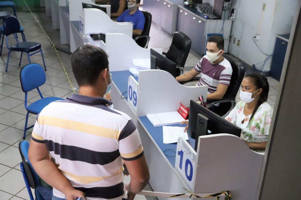 O expediente nos órgãos municipais volta ao normal na Quarta-feira de Cinzas, dia 17 (Foto: Marcos Sandes)