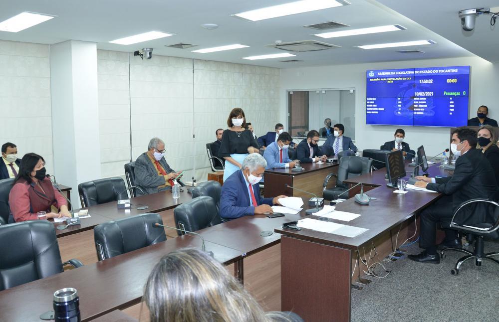 Comissões (Foto: Ísis Oliveira)