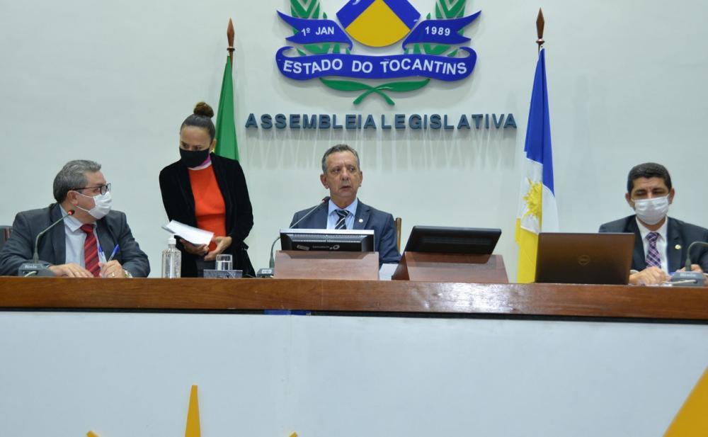 Plenário (Foto: Ísis Oliveira)