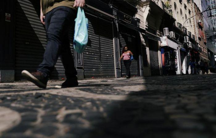 © REUTERS / Ricardo Moraes /Direitos reservados