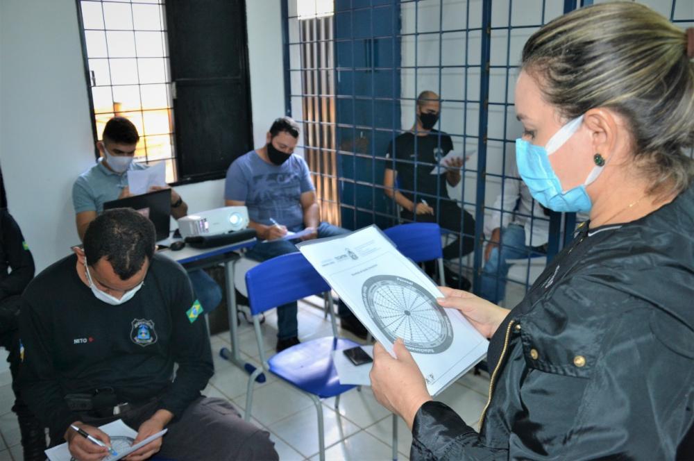 Todas as atividades são prestadas por profissionais da saúde com foco na qualidade de vida do servidor (Foto: Marcos Miranda)