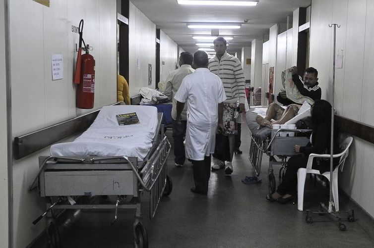 © Atendimento hospitalar