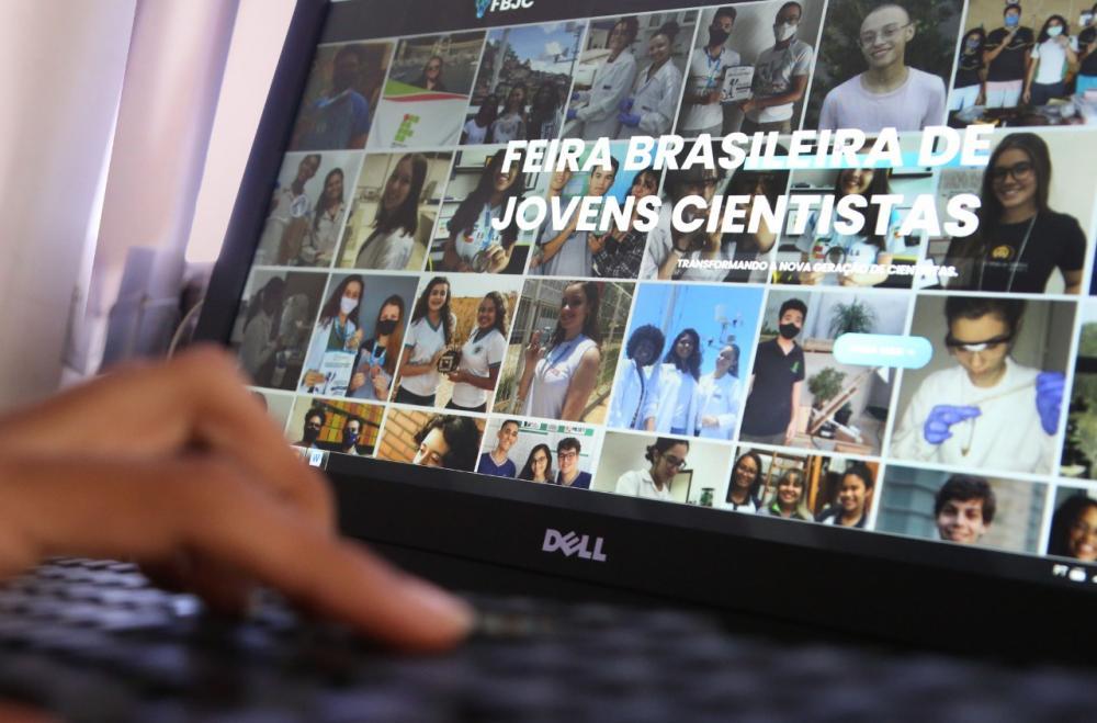 Inscrições são feitas exclusivamente no site da Feira (Foto: Marcos Vieira)