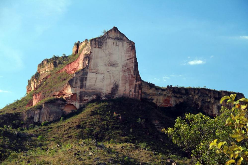 A Serra da Catedral no Jalapão é uma das RPPN do Estado (Foto: Luís Fernando)