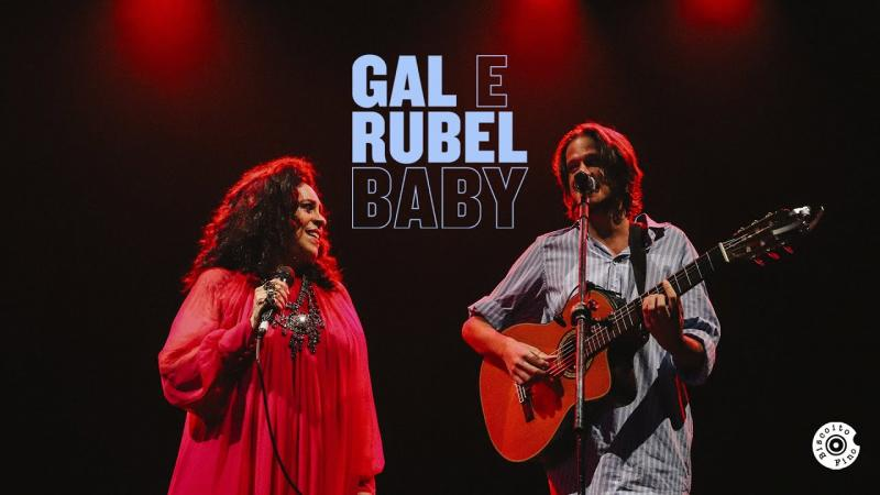 Gal Costa e Rubel